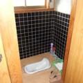汲み取り式トイレから水洗トイレへのリフォーム