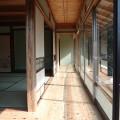 すきま風が入る和室と縁側の改修工事