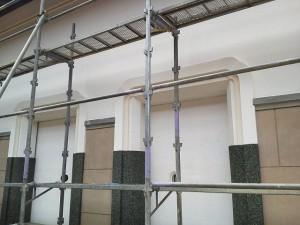 土蔵外壁修繕