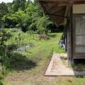 庭の湿気対策