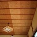 天井のシミのクリーニング