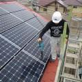 安来市T様 4.6kw(4人家族)の太陽光パネルを設置