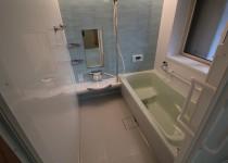 タイル貼りの浴室からシステムバスに!