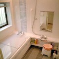 タイル貼り浴室をシステムバスに