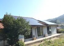 奥出雲町Y様 太陽光パネルを7.42KW設置