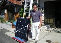 我が家の太陽光増設工事 その2