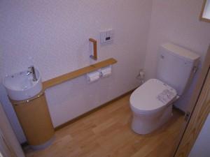 水洗腰掛けトイレ