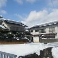 太陽光電池と雪
