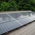 太陽電池を3枚追加して4.19kwシステム