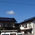 停電時にも活躍!太陽光発電!!