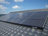 新築住宅にオール電化と太陽光発電