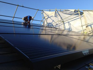 太陽光電池
