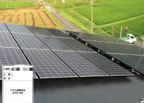 太陽光発電5.76KWシステム