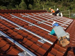 太陽光発電4.88kwシステム