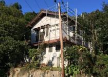 雲南市で4.88kw太陽光発電システム工事