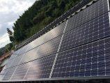 奥出雲町での太陽光発電勉強会